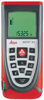 metro laser leica  Distanziometro laser Leica Disto A5 - metro laser