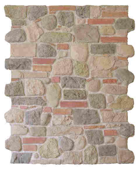 Piastrelle da esterno finta pietra serie bengal pavimento for Listino prezzi pannelli finta pietra