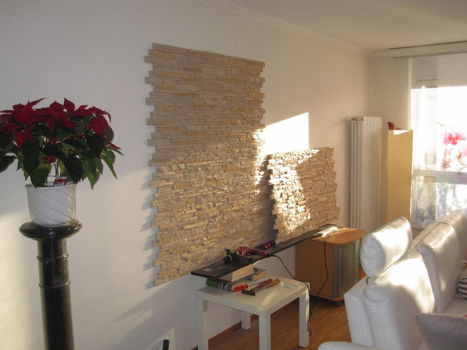 Pannelli in finta pietra scaglia 002 - Piastrelle muro pietra ...