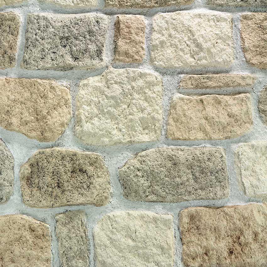 Colore pannello pietra ricostruita antichi casati 002 - Rivestimento finta pietra interno ...